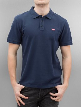 Levi's® Koszulki Polo Housemark niebieski