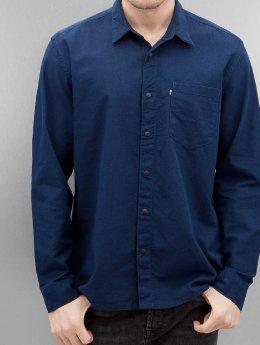 Levi's® Longsleeve 8 Pocket blau