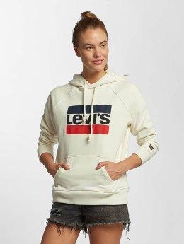 Levi's® Mikiny Graphic Sport biela