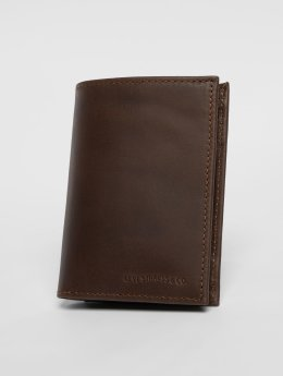Levi's® portemonnee Vintage Two Horse Bifold bruin
