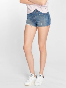 Levi's® Frauen Shorts 501® in blau