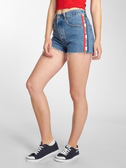 Levi's® Shorts 501 Spectator Sport High Rise blau