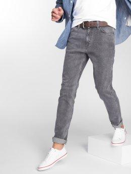 Levi's® Slim Fit Jeans Line 8 šedá