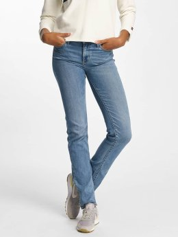 Levi's® Slim Fit Jeans 712 Straight Fit blau