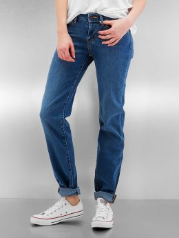 Levi's® Frauen Straight Fit Jeans 714 in blau