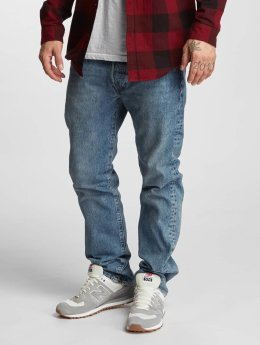 Levi's® Straight fit jeans Crosby blauw