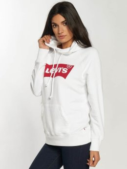 Levi's® Sweat capuche Graphic Sport blanc