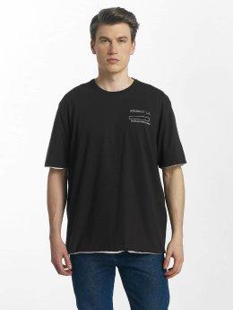 Levi's® T-paidat Line 8 Burnout musta