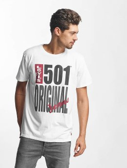 Levi's® T-Shirt 501® Graphic blanc