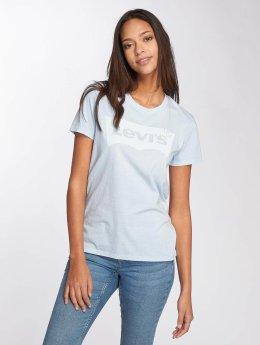 Levi's® T-Shirt Perfect bleu