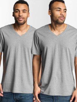 Levi's® T-Shirt V-Neck gris
