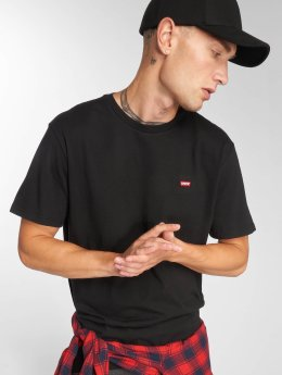 Levi's® T-shirt Original Housemark nero