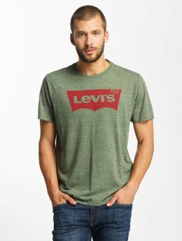 Levi's® T-Shirt Housemark Graphic olive