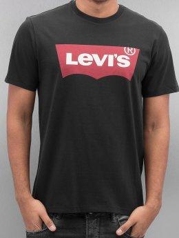 Levi's® t-shirt Graphic Set-In zwart