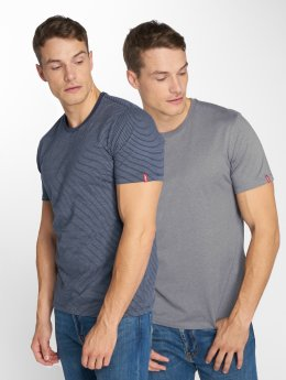 Levi's® T-shirts 2-Pack blå