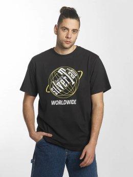 Levi's® T-Shirty Silvertab czarny