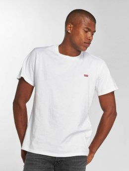 Levi's® Tričká Housemark biela