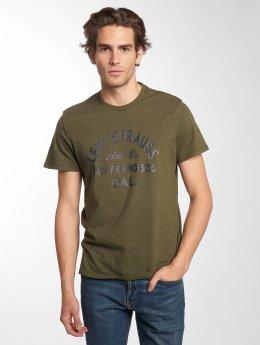 Levi's® Tričká Graphic Set zelená