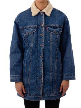 Levi's® winterjas  blauw