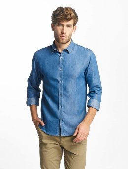 Lindbergh Camicia Denim blu