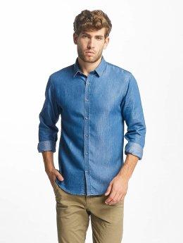 Lindbergh Camisa Denim azul
