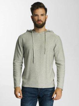 Lindbergh Hoodie Knit  grey