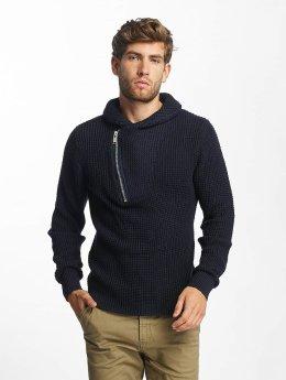 Lindbergh Pullover Knit blau