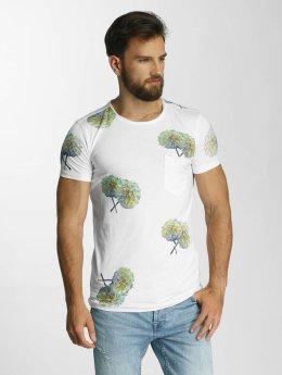 Lindbergh T-shirt O-Neck bianco