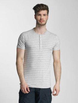 Lindbergh T-Shirt Granddad gris