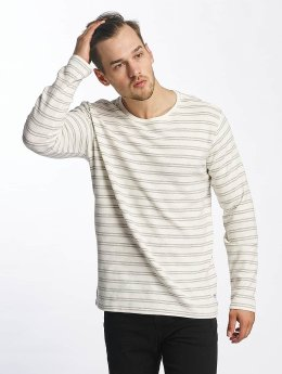 Lindbergh T-Shirt manches longues Nemesio blanc