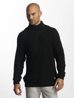 Lindbergh trui Roll Neck zwart