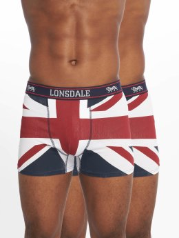 Lonsdale London  Shorts boxeros Tisbury azul