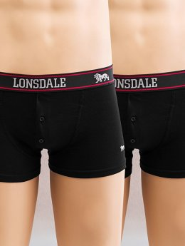 Lonsdale London Bokserit  musta