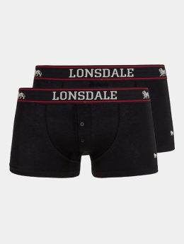 Lonsdale London Boxershorts  schwarz