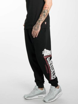 Lonsdale London joggingbroek Highlorton zwart