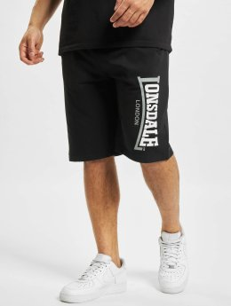 Lonsdale London Pantalón cortos Logo Jam negro