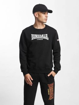 Lonsdale London Pullover Helston Slim Fit schwarz