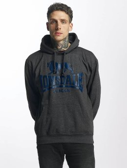 Lonsdale London Sweat capuche Gravesend gris