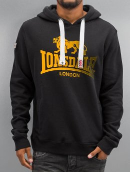 Lonsdale London Sweat capuche Achies noir