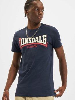 Lonsdale London T-paidat Two Tone sininen