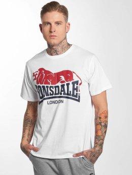 Lonsdale London T-paidat Berry Head valkoinen