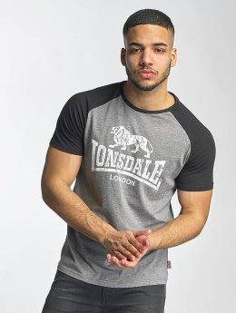 Lonsdale London T-Shirt Coldstream grau