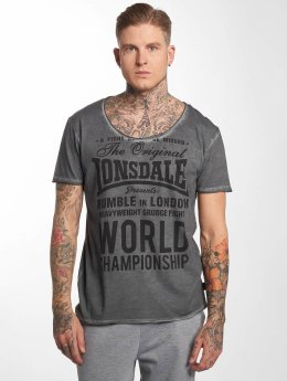 Lonsdale London T-Shirt Winsford  grey