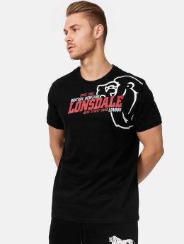Lonsdale London T-Shirt Walkley  noir