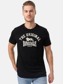 Lonsdale London T-Shirt Original schwarz