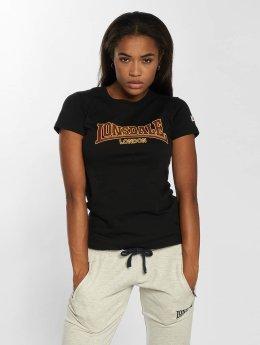 Lonsdale London t-shirt Helmsley zwart