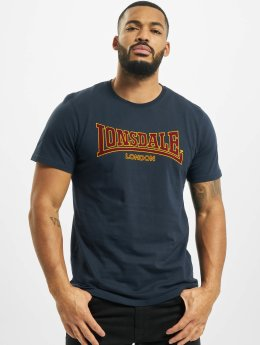 Lonsdale London T-shirts Classic blå