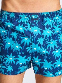 Lousy Livin Boksershorts Palm blå