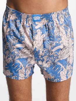 Lousy Livin Boxerky Tropical modrá