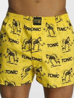 Lousy Livin Boxershorts Tonic  gelb